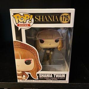 Shania Twain Funko Pop